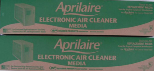 Aprilaire 501 Filter for Aprilaire 5000 Pack of 2