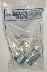 EF18LJ241 Bryant Carrier Humidifier Water Solenoid Valve in bag (back view)