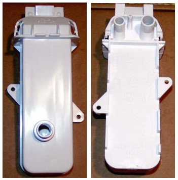 319830 402 Bryant Carrier Condensing Furnace Condensate Trap