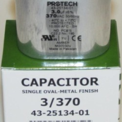 370 Volt Oval Run Capacitor