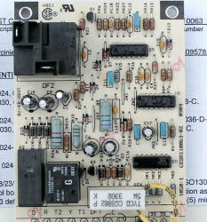 Bryant, Carrier Heat Pump Defrost Control Board