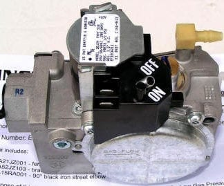 Bryant Carrier Furnace Gas Valve