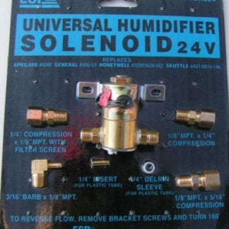 Universal Humidifier Solenoid Valves
