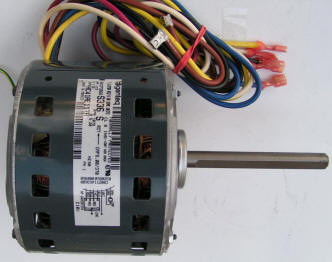 Bryant Carrier Furnace Blower Motor