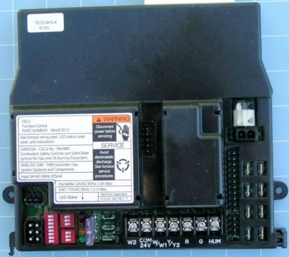 Carrier Bryant Furnace Control Circuit Board