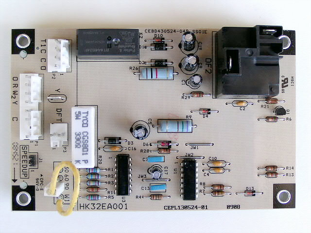 Bryant Carrier Heat Pump Defrost Control Board