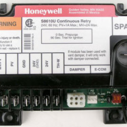 Furnace Ignition Control Module