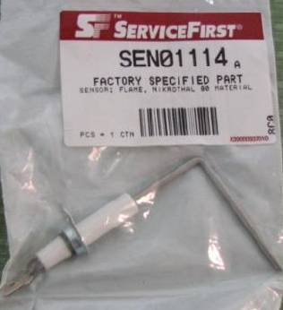 Sen01114 flame sensor package