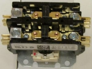 CONT2P025024VS Goodman Air Conditioner Contactor top