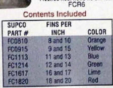 fin tool label back