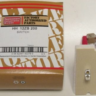 Bryant Carrier Furnace Limit Switch
