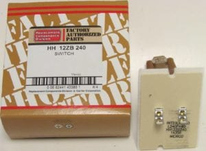 HH12ZB240 Bryant Carrier Furnace Limit Switch