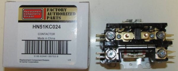 HN51KC024 Bryant Carrier Air Conditioner Contactor