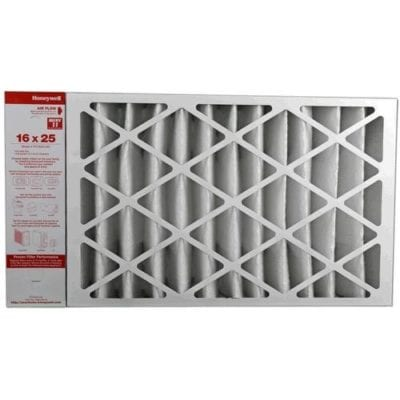 Honeywell FC100A1029 Filters side