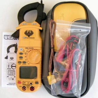 Digital Multimeter With LCD