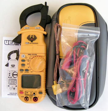 DL379 UEI G2 Phoenix Pro Digital Multimeter