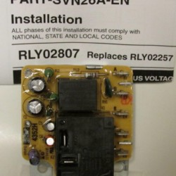 Trane Air Handler Fan Time Delay Relay