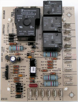 Wiring Diagram For Type R Tachometer further Defrost Control 1087562 Heat Pump Wiring Diagram additionally Defrost Sensor Location For Heat Pump Units in addition fort Air Air Handler Diagram in addition Fraser Johnston Furnace Wiring Diagram. on wiring diagram for janitrol thermostat