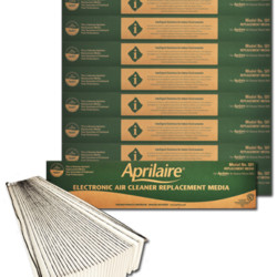 Aprilaire 501 Filter 10 Pack for Aprilaire 5000