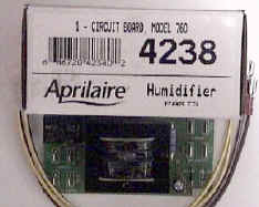a50 aire humidifier current sensing relay 24 volt 4238 aire circuit board