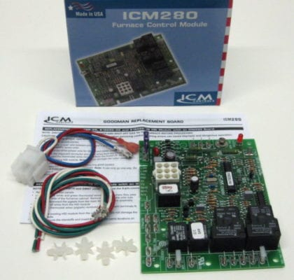 ICM280 Goodman White Rogers Replacement Control Board