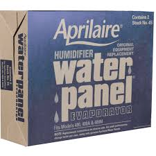 Stock 45 Aprilaire Humidifier Water Panel Evaporator