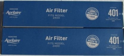 aprilaire 401 filter replacement