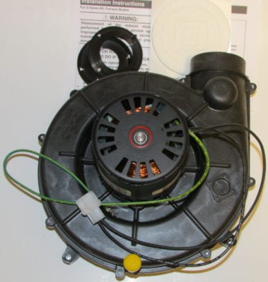 903962 Nordyne Furnace Draft Inducer Blower