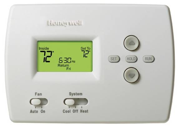 Th4110d1007 Honeywell Pro 4000 Programmable Thermostat