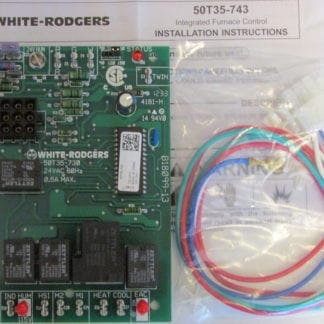 White-Rodgers 50T35-743 Replacement Ignition Control Board for Goodman B1809913S