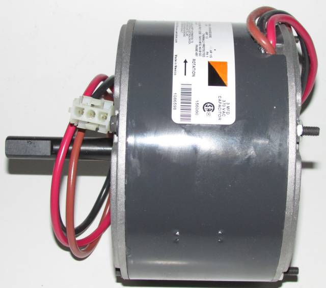 How much to replace a condenser fan motor for Air conditioner compressor motor