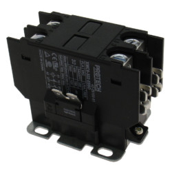 Single Pole 24 Volt 30 Amp Air Conditioner Heat Pump Contactor 42-25101-01