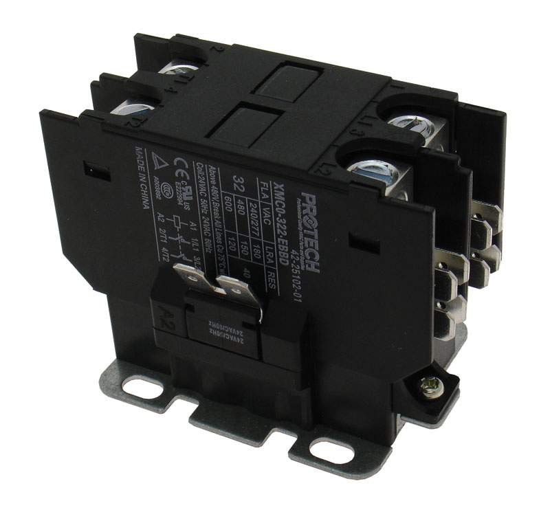 3313189 056 Dometic Duo Therm Brisk T Stat Relay Box With Heat Strip Option Black also Watch likewise Lennox Wiring Diagrams also Ac thermostats together with Rheem Ruud Double Pole 24 Volt 30   Air Conditioner Heat Pump Contactor 42 25102 01. on rheem electric furnace wiring diagram
