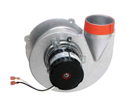 70 101087 81 rheem ruud furnace draft inducer blower for Ruud blower motor replacement