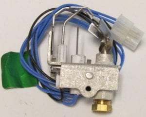 70L5401 Honeywell Smart Valve Complete Pilot Burner Assembly