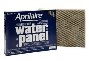 Stock 12 Aprilaire Humidifier Water Panel