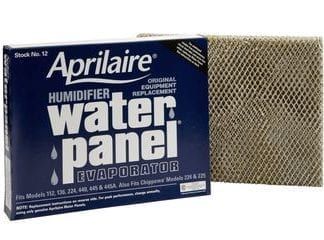 Aprilaire Humidifier Water Panels Stock 12- (2) Pack Special