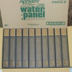Aprilaire Humidifier Water Panel Stock 35