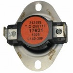 Coleman Evcon Furnace Limit Switch S1-02535380000