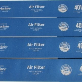 aprilaire 2400 replacement filter