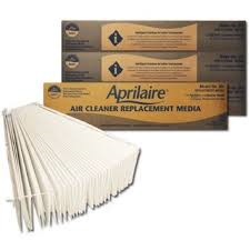 Aprilaire 201 Filter for Aprilaire 2200 Pack of 4