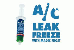 ac leak freeze. ac leak freeze repair cartridge 00282 ac