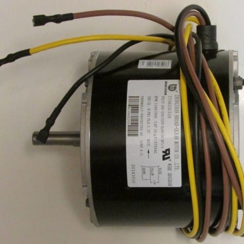Bryant carrier condenser fan motors archives arnold 39 s for Carrier ac fan motor