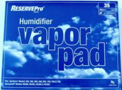 GeneralAire GA35 Humidifier Vapor Pad for Aprilaire