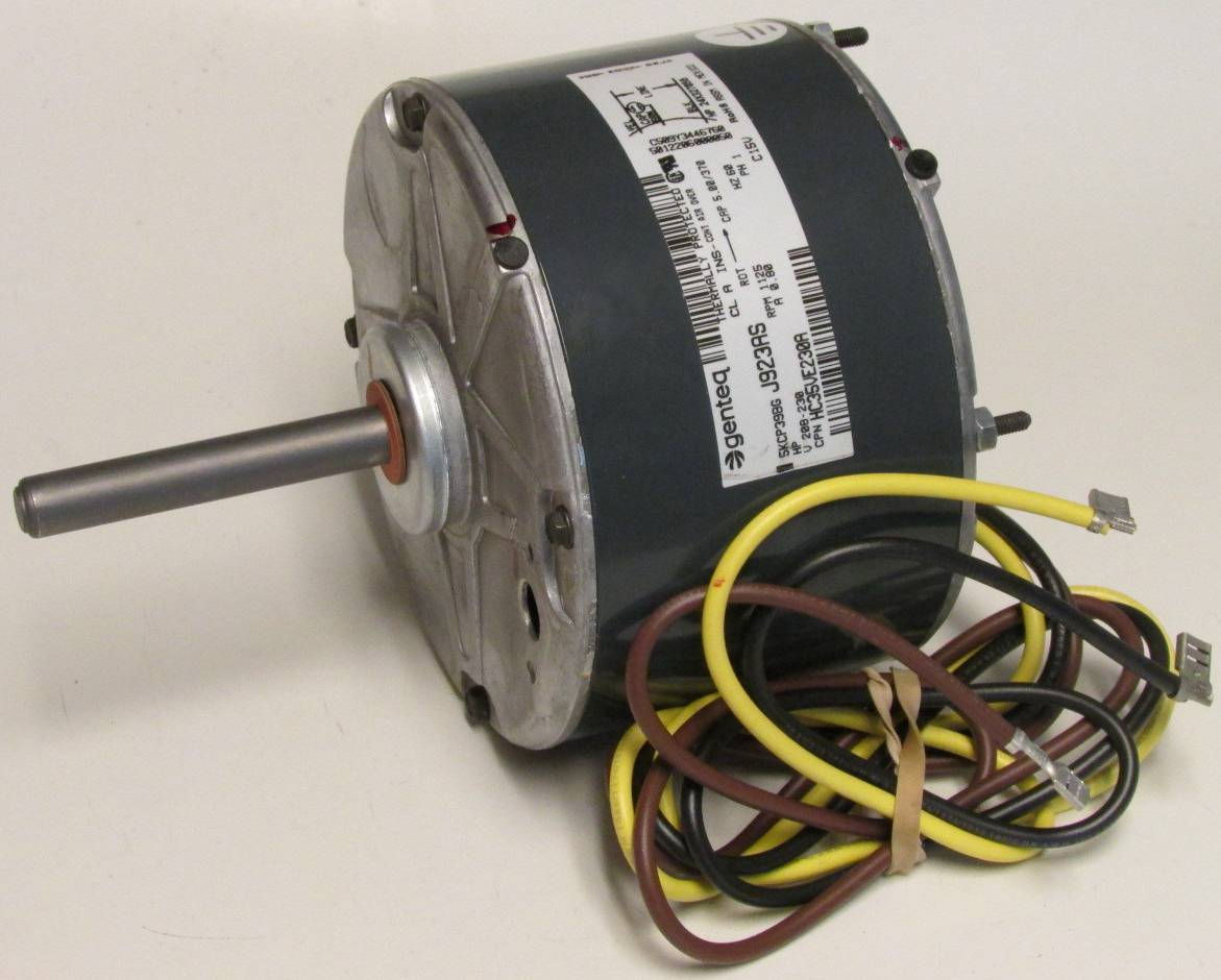 Hc35ve230 Bryant Carrier Condenser Fan Motor Ac Wiring
