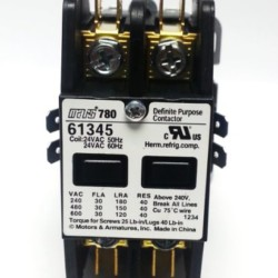 Mars 30 Amp 2 Pole Air Conditioner Contactor 61345