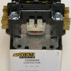 ICP Heil Tempstar 25 Amp Single Pole Air Conditioner Contactor 1050699