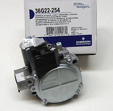 White-Rodgers Goodman Furnace Gas Valve 36G22-254