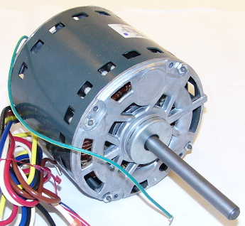 Hc43ae117 bryant carrier furnace blower motor for Blower motor for carrier furnace