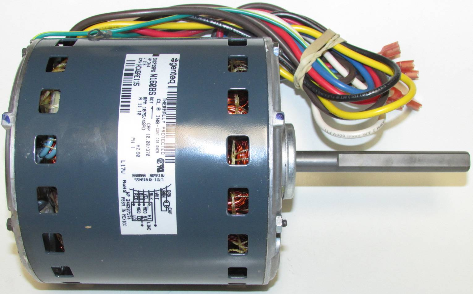 HC45AE115 Bryant Carrier Furnace Blower Motor • Arnold's Service Company,  Inc.Arnold's Service